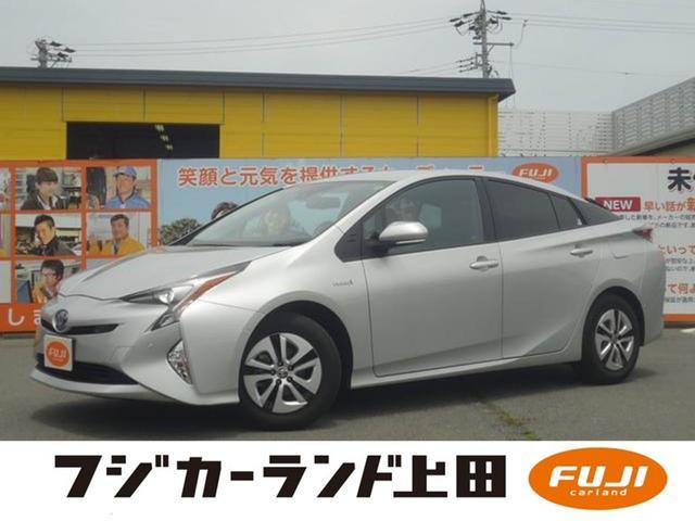 トヨタ A E-FOUR 4WD セーフティセンス 純正SDナビ