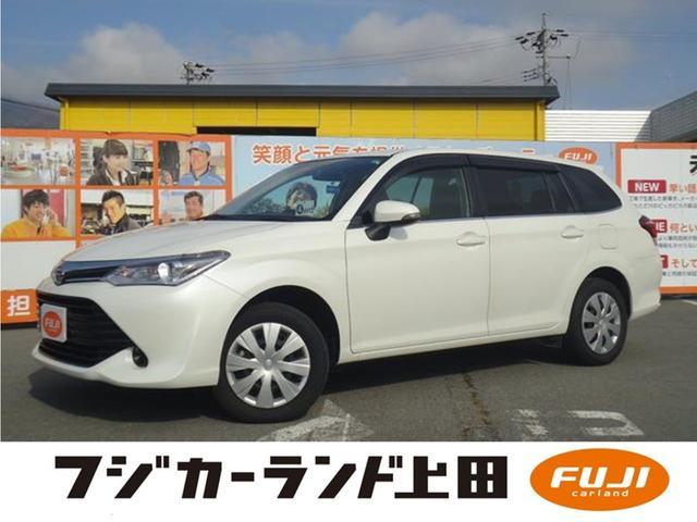 トヨタ 1.5G 4WD LEDヘッドライト トヨタセーフティセンス