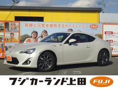 86GT HID 純正SDナビ テレビ TRDマフラー ETC