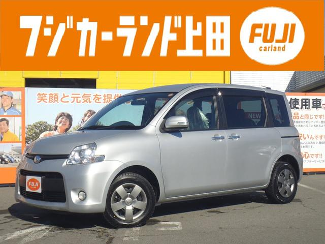 トヨタ DICE 4WD 純正SDナビ テレビ バックカメラ ETC