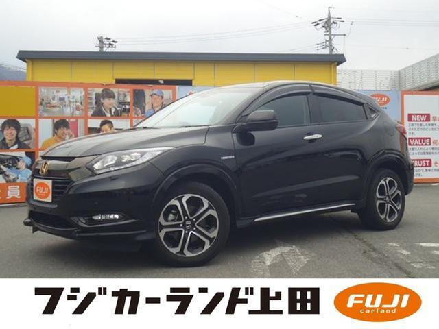 ハイブリッドZ・ホンダセンシング 4WD 純正SDナビ(1枚目)
