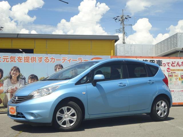 「日産」「ノート」「コンパクトカー」「長野県」の中古車