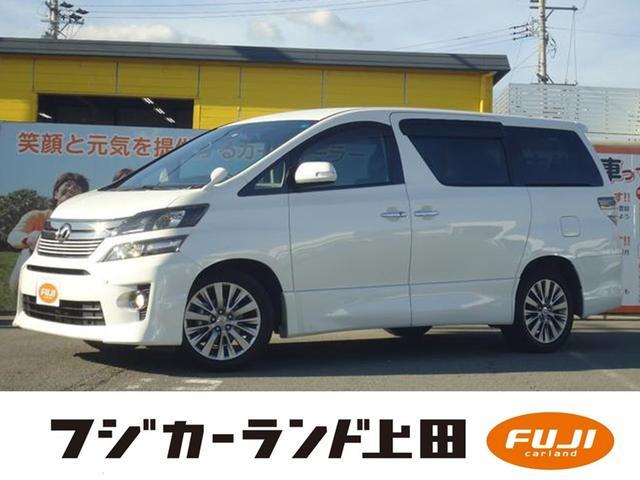 トヨタ 2.4Z ゴールデンアイズII 4WD Gナビ フルセグTV