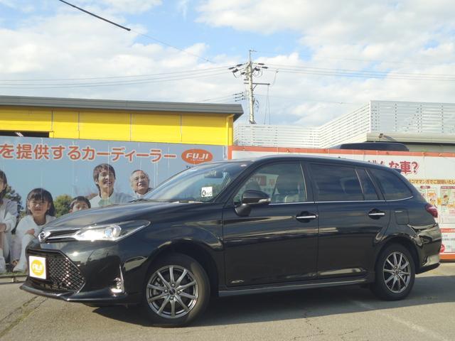 トヨタ 1.5G ダブルバイビー 4WD ワンオーナー ハーフレザー