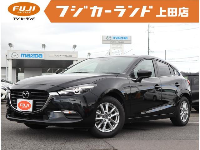 マツダ アクセラスポーツ 15S 4WD ワンオーナー 純正ナビ&TV LEDライト