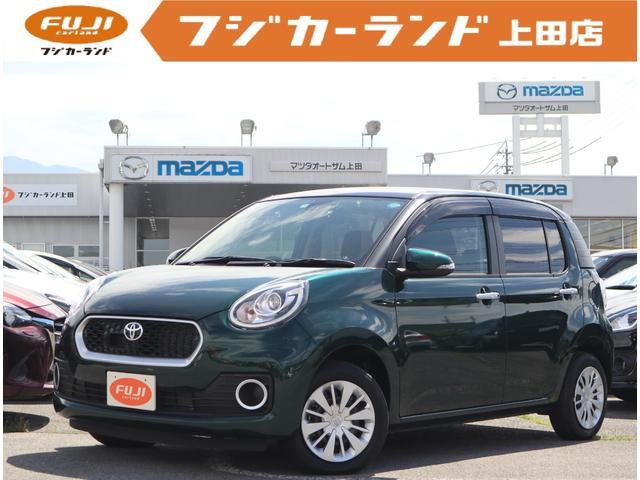 トヨタ モーダS スマートアシストII 純正ナビ&TV LEDライト