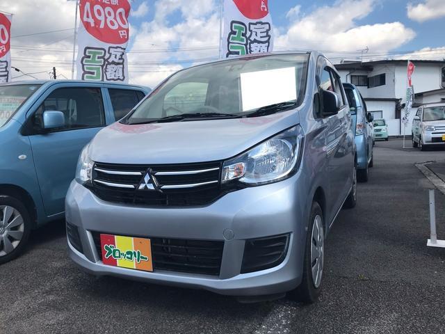 三菱 M e-アシスト 軽自動車 シートヒーター CD キーレス