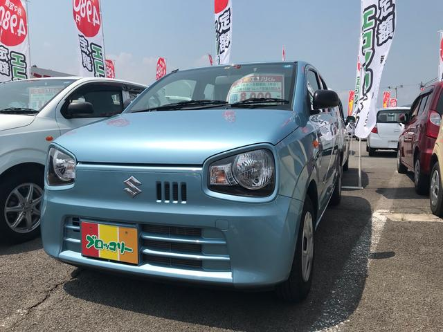 スズキ L 軽自動車 フィズブルーパールメタリック 整備付