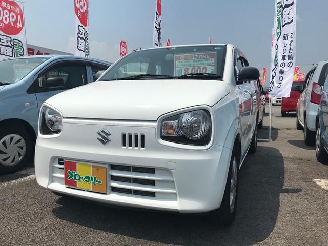 スズキ F 軽自動車 スペリアホワイト CVT キーレス