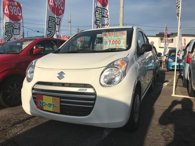 スズキ ECO-L 軽自動車 スペリアホワイト CVT