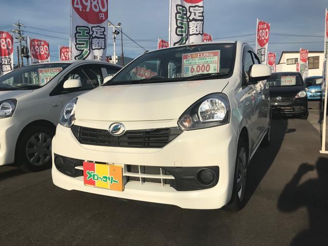 ダイハツ L ナビ 軽自動車 ETC ホワイト CVT アイドリングス