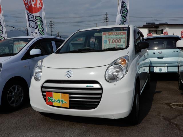 スズキ ECO-L 4WD シートヒーター キーレス CDオーディオ