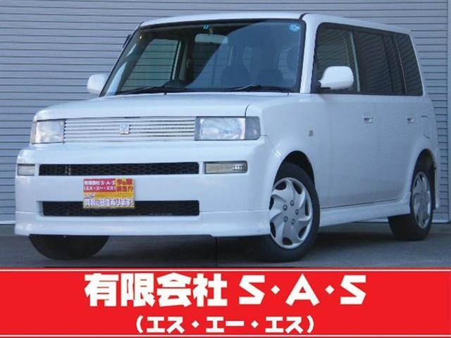 トヨタ SWバージョン AT キーレス エアロ CD ベンチシート