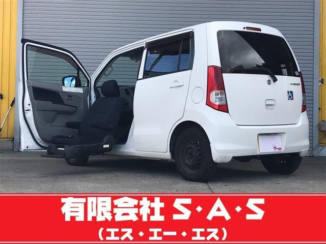 スズキ 4WD ウェルキャブ 電動リフトシート シートヒーター付き