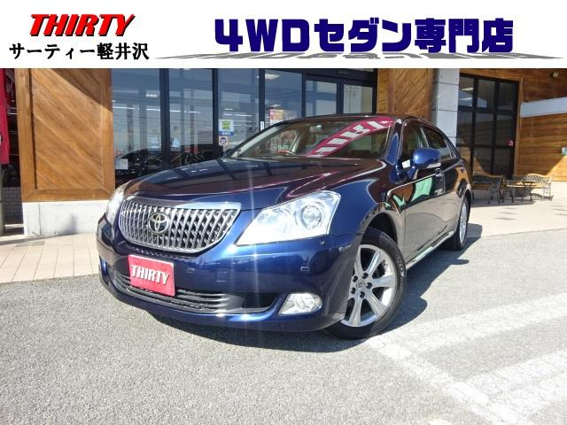 トヨタ i-Four4WD レーダークルーズ HDDナビ DTV