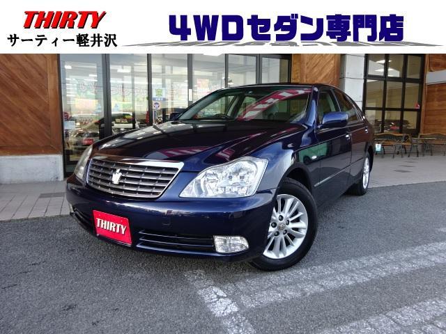 トヨタ ロイヤルサルーンi-Four4WD HDDナビETCクルコン