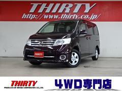 セレナHスター V−SLC 4WD W自動ドア HDDナビTV