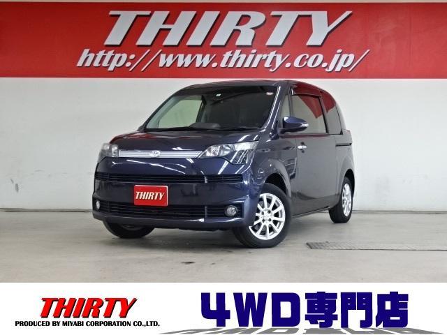 トヨタ Y 4WD 1オナ ナビBカメラTV 自動ドア