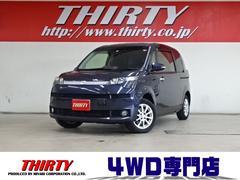 スペイドY 4WD 1オナ ナビBカメラTV 自動ドア