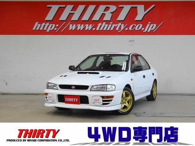 スバル WRXタイプRA STiバージョンIII4WD STiシート
