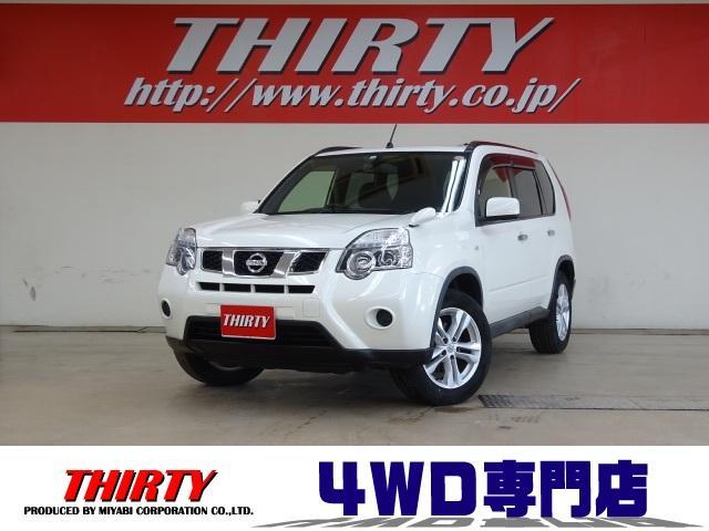 日産 20X 4WD ナビTV 防水内装 エンスタ ETC