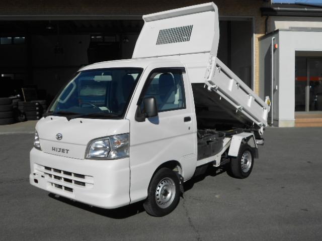 ダイハツ 多目的ダンプPTO式4WD