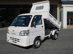 ハイゼットトラック多目的ダンプPTO式4WD