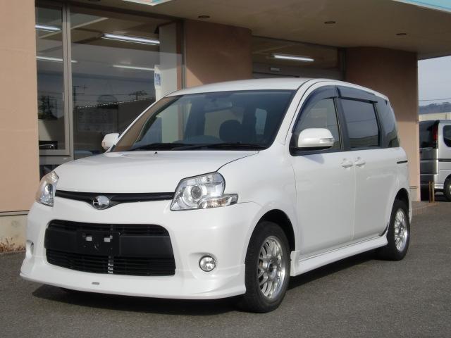 トヨタ DICE-G 両側パワースライドドア 4WD
