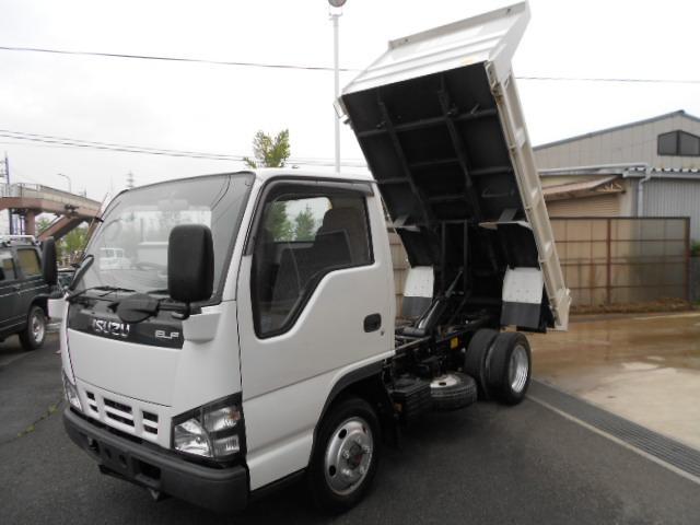 いすゞ FFLダンプ 4WD2t