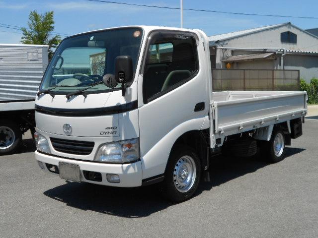 トヨタ ロングSシングルジャストロー4WD1.25t2.5DT