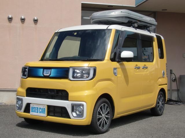 ダイハツ X ファインセレクションSA 4WD