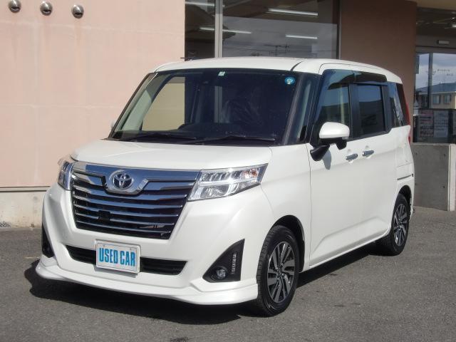 トヨタ カスタムG S スマアシII ナビTV付 4WD