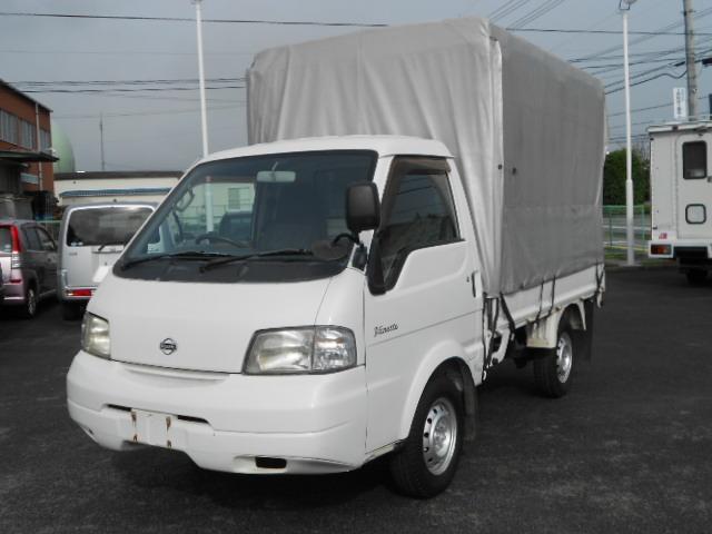日産 GL4WD幌付0.85t