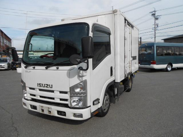 いすゞ 冷蔵冷凍車2t