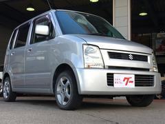 ワゴンRFT 4WD 1オーナー シートヒーター CD アルミ
