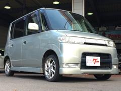 タント4WD ターボ CD MD 14インチアルミ セキュリティ