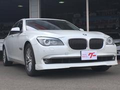 BMW750i ディーラー車 ナビ TV サンルーフ ETC