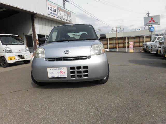ダイハツ エッセ D 4WD.FA/T