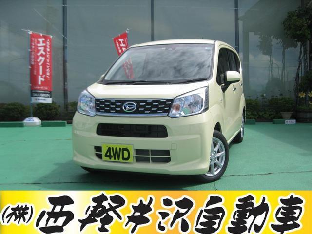 ダイハツ X SAII 4WD スマートキー アイドリングストップ