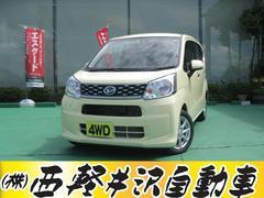 ムーヴX SAII 4WD スマートキー アイドリングストップ