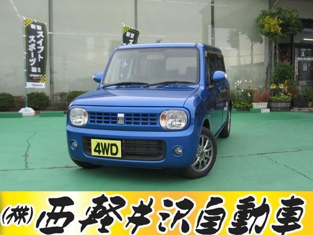 スズキ Xリミテッド 4WD スマートキー シートヒーター