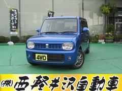 アルトラパンXリミテッド 4WD スマートキー シートヒーター