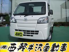 ハイゼットトラックスタンダード 4WD AC PS付き