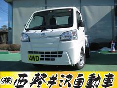 ハイゼットトラックスタンダード 4WD オートマ AC PS付き