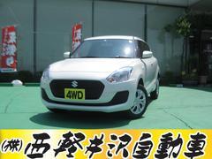スイフトXG 4WD スマートキー シートヒーター