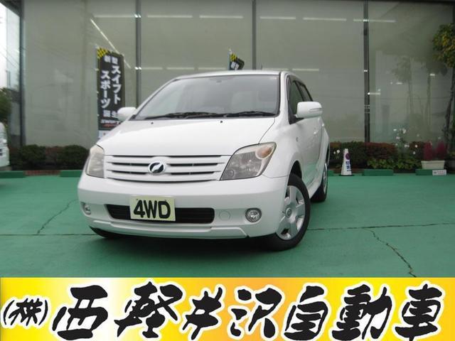 トヨタ 1.5S Lエディション 4WD ナビ バックカメラ ETC