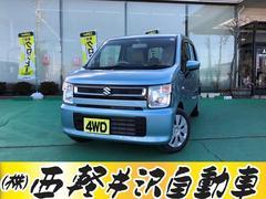 ワゴンRFA 4WD キーレス CD5速マニュアル