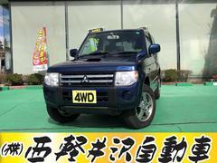 パジェロミニVR 4WD ナビ ETC キーレス