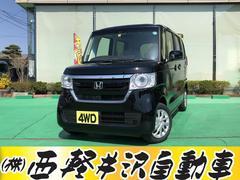 N BOXG・Lホンダセンシング 4WD 片側電動ドア