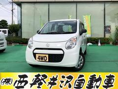 アルトF 4WD ナビ ETC